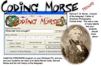 Morse Code Practice Language Biography