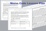 Morse Code - The Communication of Imperialism Lesson Plan