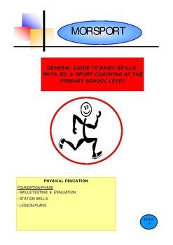 Basic Skills, Physical Education & Sport. Bk.3. Gr. 1-3