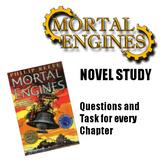 Mortal Engines Novel Study
