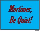 Mortimer by Robert Munch