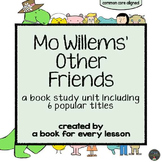 Mo's Other Friends Book Study Unit