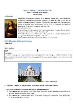 Mosaic 2 chapter 4 student worksheet