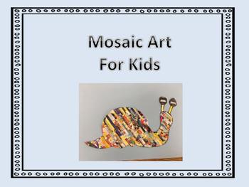 Mosaic Art Free