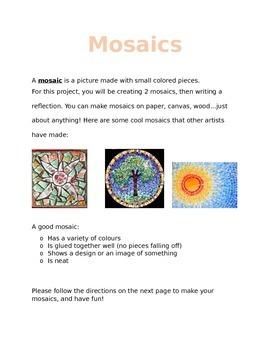 Mosaic Art Project