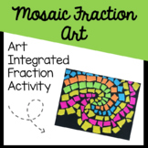 Mosaic Fraction Art: Art Integrated Activity