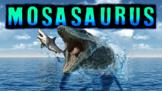 Mosasaurus Quiz!