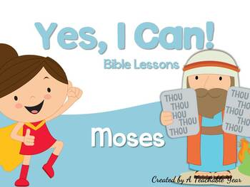 Moses- Bible Lesson