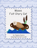 Moses {Felt Story Set}