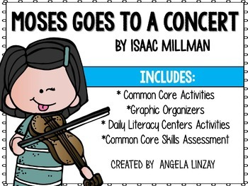 Moses Goes to a Concert: Alinging Houghton Mifflin 2nd Grade to Common Core