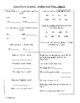 Moses Goes to a Concert ~ Word Work ~ Houghton Mifflin® ~ 2nd Grade