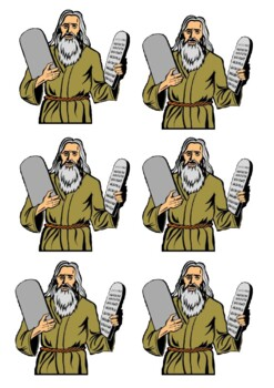 Moses Handout
