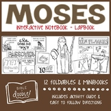 Moses Interactive Notebook - Lapbook (K-6)