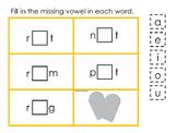 Moses Missing Vowel #4 Game. Preschool Bible History Curriculum Studies. Literac