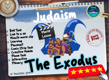 Moses & The Exodus