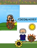 Moses and The Burning Bush Bible Story and Activity Bundle