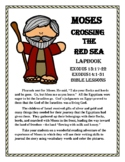 Moses and the Crossing of the Red Sea - The Exodus Lapbook