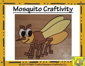 Mosquito Craftivity