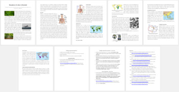 Mosquitoes And The Diseases They Spread - Reading Article - Grade 8 and Up