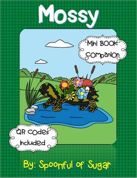 Mossy by Jan Brett (Book Companion)