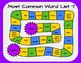 Most Common Word List 7 Board Game - Reading Horizons Accessory