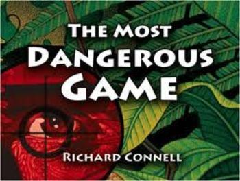 Most Dangerous Game Final Test