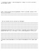 Most Dangerous Game Reading Comprehension Questions Worksheet