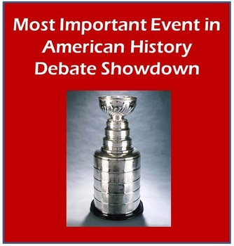 Most Important Event in American History Debate Showdown