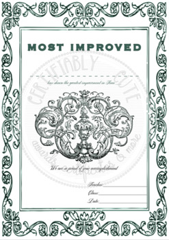 Most Improved 2
