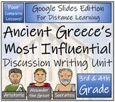 Ancient Greece Opinion Writing Unit Digital & Print   3rd Grade & 4th Grade
