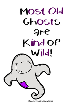 Most Old Ghosts are Kind of Wild Poster!