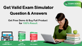 Most recent VCS-256 Exam Simulator Major You Towards the A