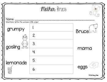 Mother Bruce (Book Companion)