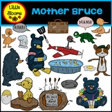 Bruce the Bear Clip Art