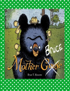 Mother Bruce -- Comprehension, Sequencing, Collective Noun