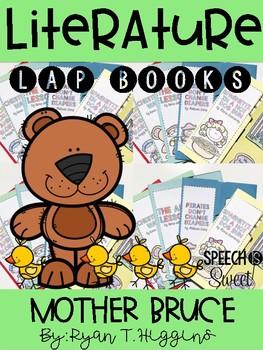 Mother Bruce Literature Lap Book