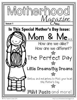 Mother' Day Magazine