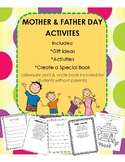 Mother's Day & Father's Day Books