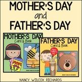 Mother's Day, Father's Day Cards | Mother's Day, Father's Day Writing BUNDLE