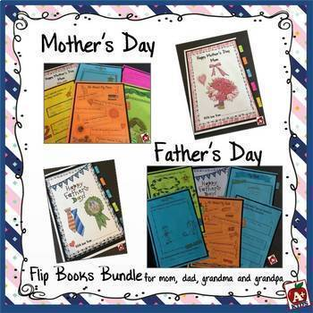 Mother & Father's Day Flip Book Bundle