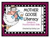 Mother Goose Literacy Bundle