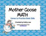 Mother Goose Math Bundle