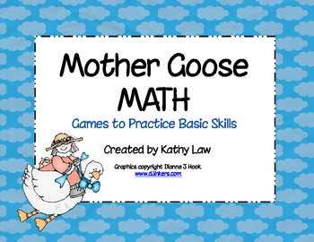 Mother goose teaching resources teachers pay teachers mother goose math bundle mother goose math bundle fandeluxe Gallery