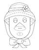 Mother Goose Nursery Rhyme Puppet- craft