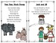 Nursery Rhymes Reader {Poems} for Kindergarten & First Grade