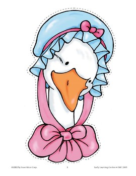 Mother Goose--Recite a Rhyme