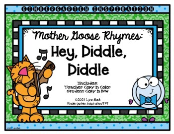Mother Goose Rhymes: Hey Diddle Diddle