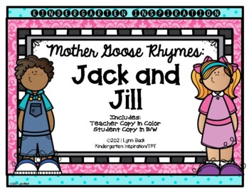 Mother Goose Rhymes: Jack and Jill