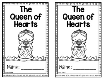Mother Goose Rhymes: The Queen of Hearts
