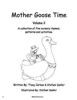 Mother Goose Time: Volume 2